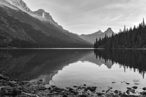Secular Serenity Lake